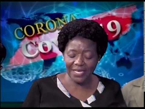 Yatokanayo : S.P Anny Fernandes na wachungaji mbalimbali wakiomba kwaajili ya ugonjwa wa Corona