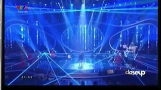 Thu Minh hát One night only trong Chung kết Vietnam Idol 2015, than tuong am nhac 2015, than tuong am nhac viet nam 2015, viet nam idol 2015
