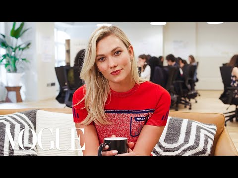 73 Questions for Karlie Kloss