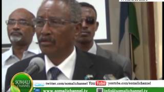 Warka Somali Channel Maamulka Puntland Oo Ku Dhawaaqday In La Madnuucday 18 11 2012
