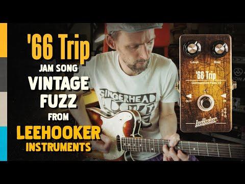 '66 Trip fuzz - Maťo Mišík jam song