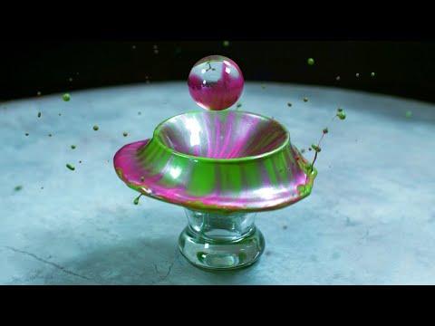 Вся красота физики в макросъемке