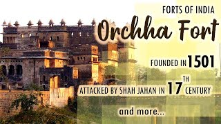 Orchha India  city images : Forts Of India - Orchha - Ep # 8