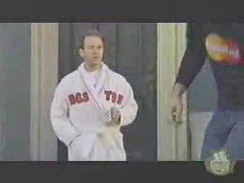 Redsox Mastercard commercial