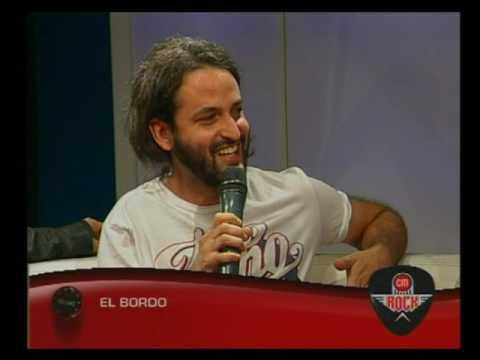 El Bordo video Entrevista CM Rock - Mayo 2016