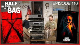 Video Half in the Bag Episode 116: Blair Witch and Don't Breathe MP3, 3GP, MP4, WEBM, AVI, FLV Oktober 2018