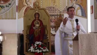 Проповідь на Празник Євхаристії