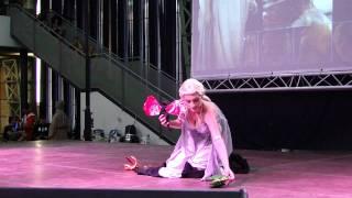 Tihanyi Mária (Daenerys Targaryen - Game of Thrones) craftsmanship cosplay competition.