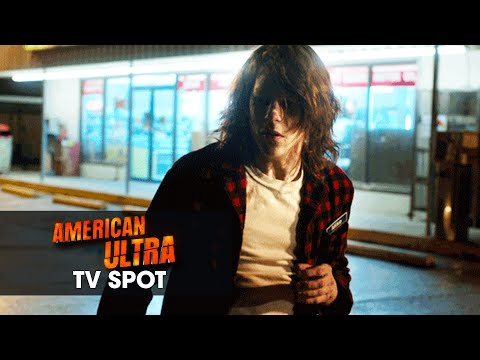 American Ultra (TV Spot 'New Kind of Agent')
