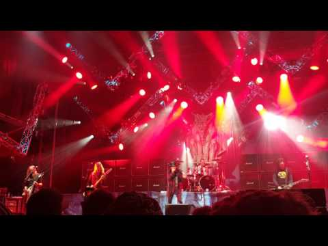Edguy - The Piper Never Dies (Live at Sweden Rock Festival) (видео)