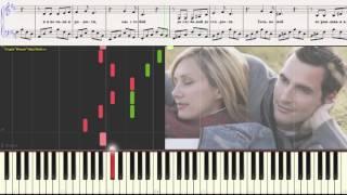 Только мой - Александра Радова (Ноты для фортепиано) (piano cover)