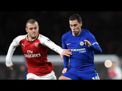 Arsenal vs Chelsea 2 1   All Goals & Extended Highlights   24 01 2018 HD   YouTube