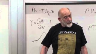 Statistical Mechanics Lecture 6
