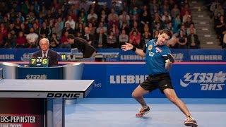 Table Tennis Highlights, Video - Men´s World Cup 2013 Highlights: Timo Boll vs Marcos Freitas