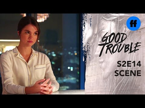 Good Trouble Season 2, Episode 14 | Callie And Jamie Strike A Deal | Freeform