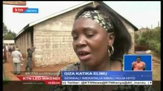 Tatizo La Ongezeko La Shule Kuendelea Kuteketezwa Nchini