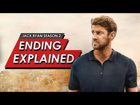 Jack Ryan: Season 2: Ending Explained Breakdown + Full Spoiler Talk Review