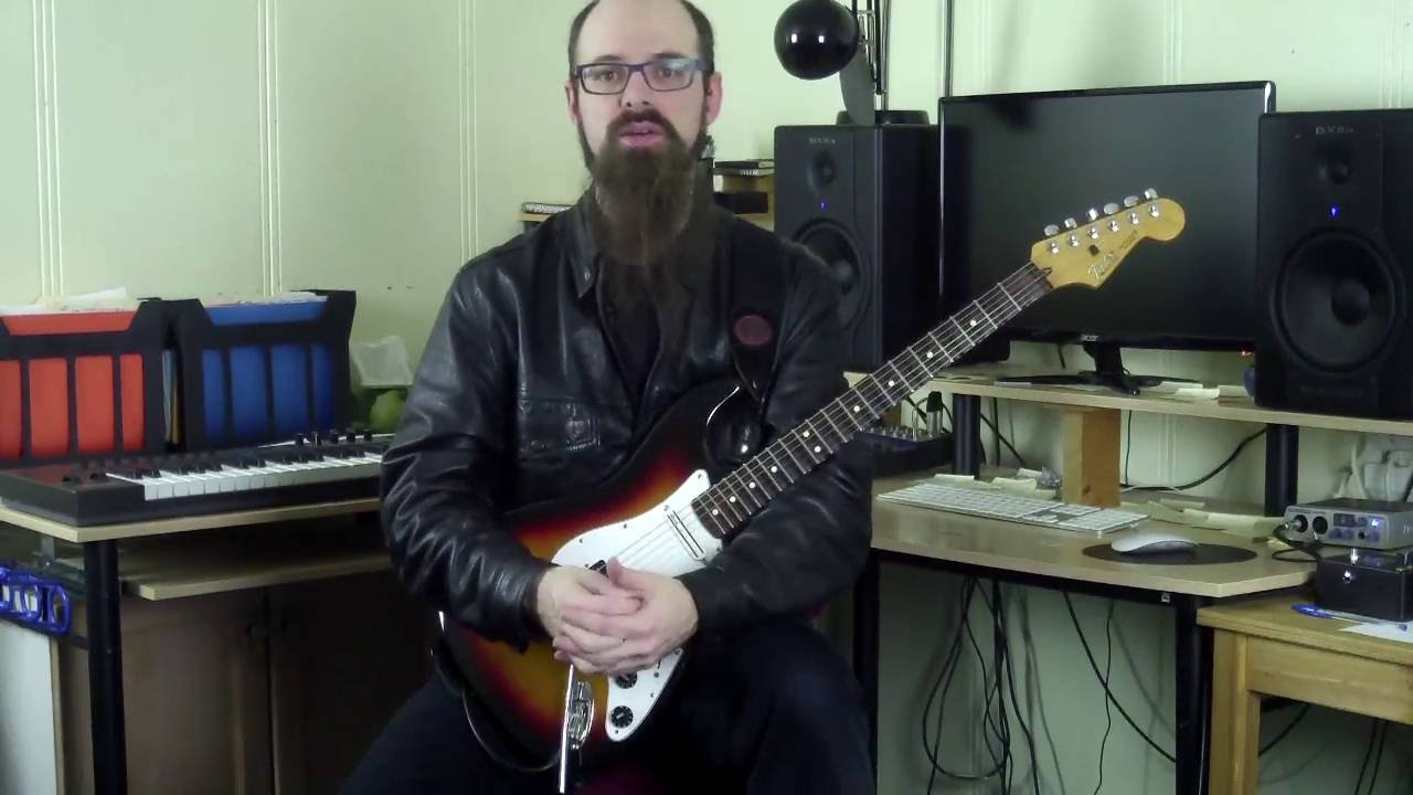 How To Break Out Of Guitar Scales Using Intervals