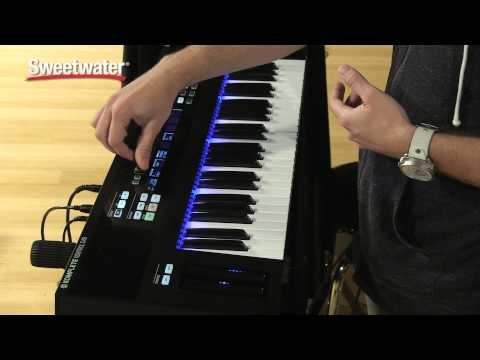 Native Instruments Komplete Kontrol S Series Overview – Sweetwater Sound