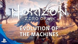 Horizon Zero Dawn - Evolution of the Machines Video
