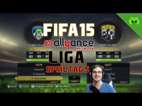 FIFA 15 Allyance Liga # Spieltag5 - Verräter «» Let's Play FIFA 15 | FULLHD