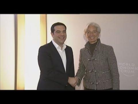 Η πορεία του ελληνικού προγράμματος στο επίκεντρο της συνάντησης Τσίπρα-Λαγκάρντ