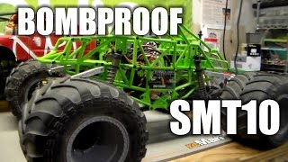 A final look at my Axial based MT that has now been converted to a SMT10.special thanks to my sponsors for supporting this build.Vanquish ProductsHowler CustomsSt Joe HondaRC Mart
