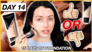 Let's Talk About it...MORPHE FLUIDITY FOUNDATION {First Impression Review & Demo!}