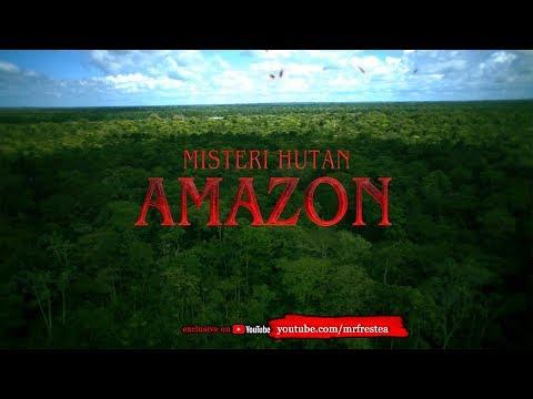 MISTERI HUTAN AMAZON YANG BELUM TERPECAHKAN