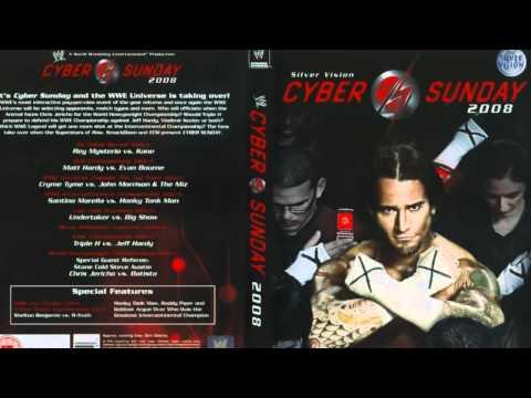 WWE Cyber Sunday 2008 Theme Song Full+HD