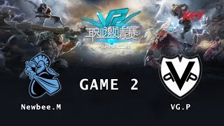 VG.P vs Newbee.M, game 1