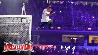 Shane McMahon vs. The Undertaker - Hell in a Cell Match: WrestleMania 32 on WWE Network