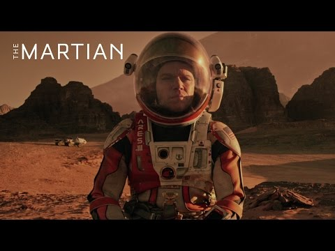 The Martian (TV Spot 'On My Side')