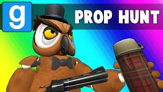 Download Youtube: Gmod Prop Hunt - Five Nights at Vanoss's (Garry's Mod Funny Moments)