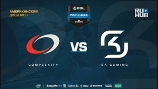 compLexity vs SK Gaming - ESL Pro League S7 NA - de_cache [MintGod, SleepSomeWhile]