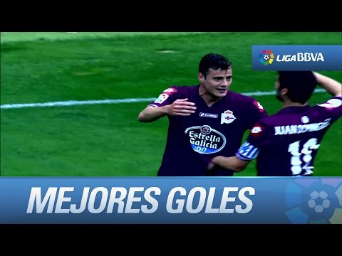 Top La Liga goals from matchday 33