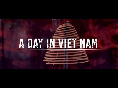 A day in Viet Nam