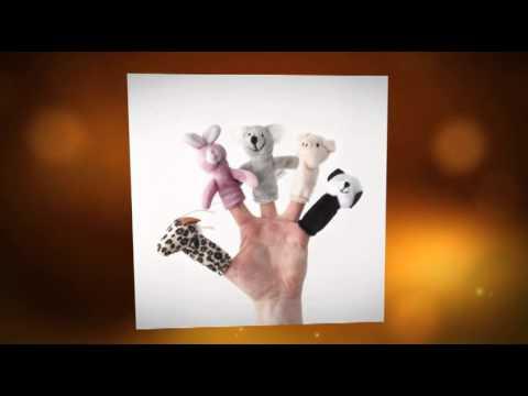 Fingerpuppen 10er Set