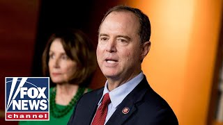 Over 100 House Republicans back bill to censure Adam Schiff