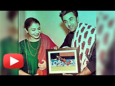 Ranbir Kapoor Gifts Anushka a Photo of Virat Kohli