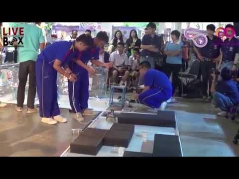 การแข่งขันหุ่นยนต์ GoGo Cup