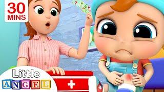 Video Boo Boo Song 2 | +More Little Angel Kids Songs & Nursery Rhymes MP3, 3GP, MP4, WEBM, AVI, FLV September 2019