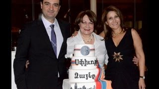 Voice of Armenians: Second Anniversary Gala  Banquet