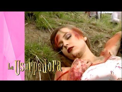 ¡Paola Bracho al borde de la muerte! | La Usurpadora - Televisa