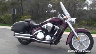 1. Used 2011 Honda VT1300 Interstate  Motorcycles for sale - Panama City, FL