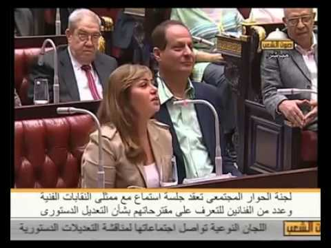 ليلى علوي: لابد من التأكيد على أن مصر دولة مدنية في إفريقيا تطل على البحرين المتوسط والأحمر