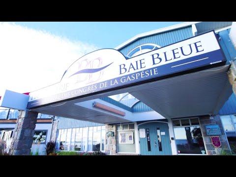Hostellerie Baie Bleue / Gaspé Peninsula Conference Center