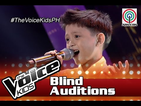 "The Voice Kids Philippines 2016 Blind Auditions: ""Wag Ka Nang Umiyak"" by Ian Joseph"