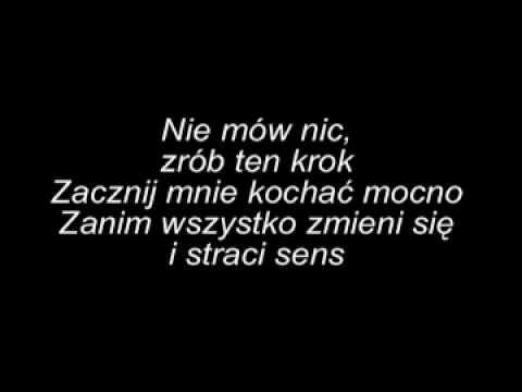 Tekst piosenki Paula Ignasiak - Zobacz, dotknij, zostań po polsku