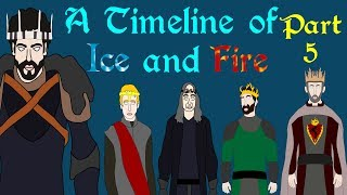 """A Timeline exploring the history of the Known World. Part Five explores the War of the Five Kings. Based on the series A Song of Ice and Fire by George R R Martin.Support Civilization Ex with a Monthly Pledge of your choice at:https://www.patreon.com/civilizationexFollow us https://twitter.com/civilizationexVisit our Site: http://www.civilizationex.com/Song 1Music By Free Dramatic Scores: https://www.youtube.com/channel/UC1gj...""""The Emotional Journey""""https://www.youtube.com/watch?v=kzKWi...Song 2Music By RFGB: https://www.youtube.com/channel/UCQKG...""""Flight Hymn""""https://www.youtube.com/watch?v=XCr0b...If you would like to show your support, please Donate! :)https://www.paypal.com/cgi-bin/webscr..."""